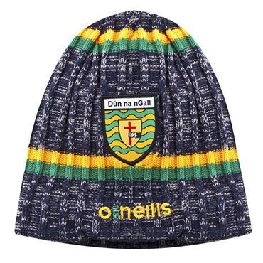 O'Neills Adults Donegal GAA Nevis 82 Beanie - Navy