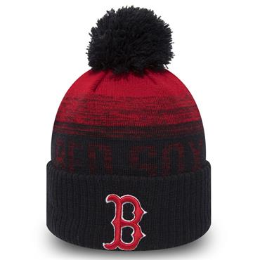 New Era Boston Red Sox Bobble Hat - BLACK