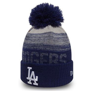 New Era L.A Dodgers Bobble Hat - Blue