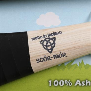 "Scor Mor GAA Hurling Gift Set 20"" Age 3-5 - Yellow"