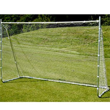 Precision Multi Sport Goalposts - Silver