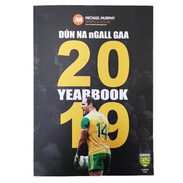 Dun Na Ngall GAA 2019 Yearbook - N/A