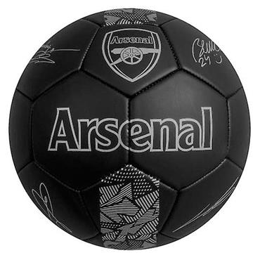Arsenal Signature Football - BLACK