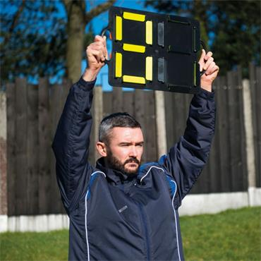 Precision Substitutes Number Board - BLACK