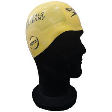 Swilly Seals Aqua V Race Cap - Yellow