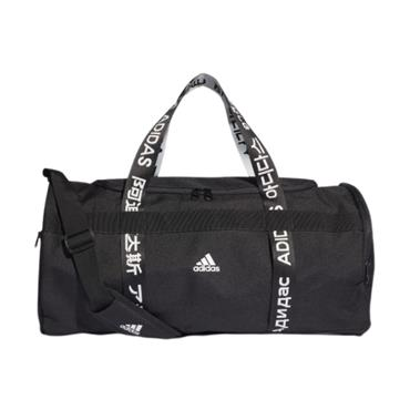 Adidas 4 Athletes Duffle Bag - BLACK