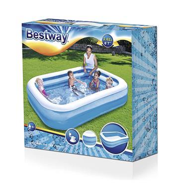 """Bestway 103"""" Family Pool - Blue"""
