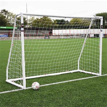 Precision Match Goal Posts (3Mx2M) - White