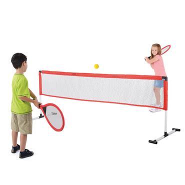 BASELINE 2 PLAYER TENNIS SET - Red