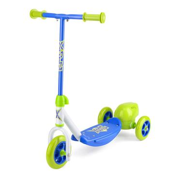 Xootz Bubble Scooter - GREEN/BLUE