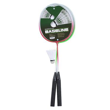 Baseline 2 Player Badminton Set - N/A