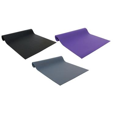 Studio Pro Yoga Mat 4.5mm - BLACK