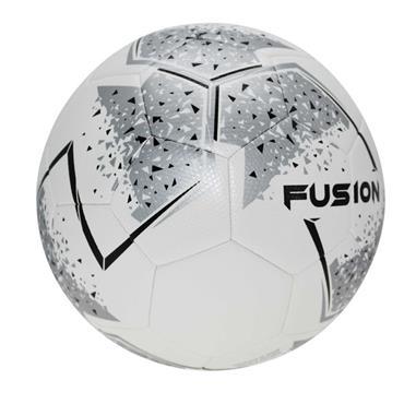 Precision Fusion IMS Training Football Size 5 - White/Black/Silver