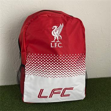 Official Liverpool FC Fade Backpack - Red