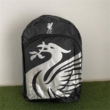 Official Liverpool FC Backpack - BLACK