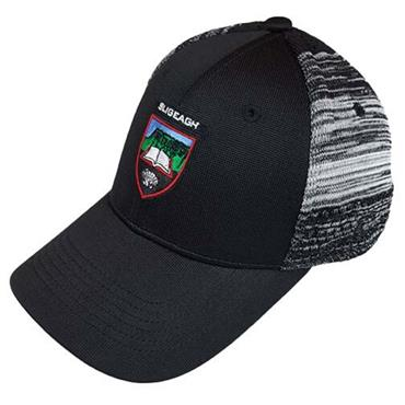 Sligo GAA Cap - BLACK