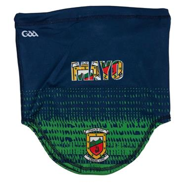 Mayo GAA Snood - Navy