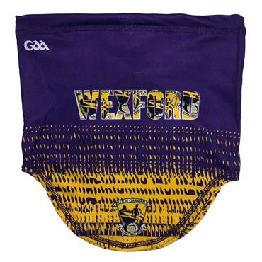Wexford GAA Snood - Purple