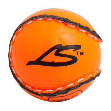 Lee Sports Flourescent Sliotar - Orange