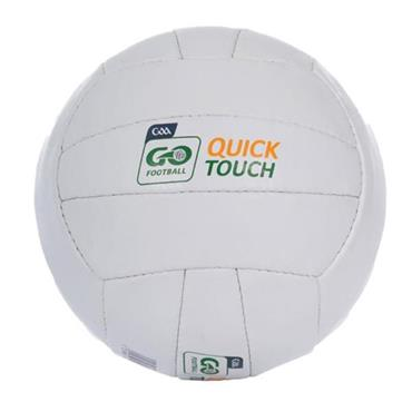 O'Neills Quick Touch Football | (Age U8-U10) - White
