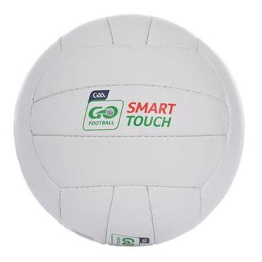 O'Neills Smart Touch Football | (Age U10-U12) - White