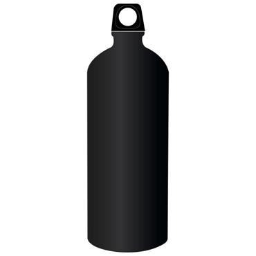 Adidas Steel Waterbottle 0.75L - BLACK