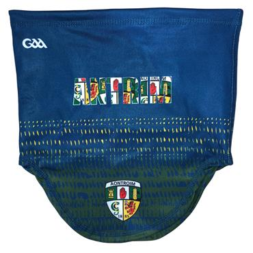Official GAA Merchandise Antrim GAA Snood - Navy