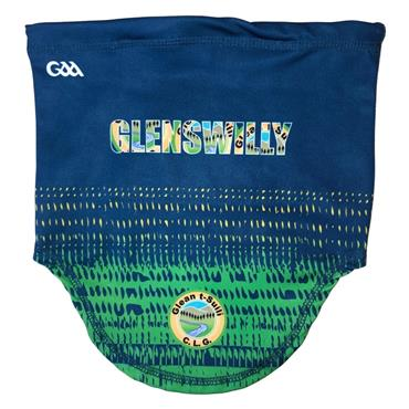 Official GAA Merchandise Glenswilly GAA Snood - Navy