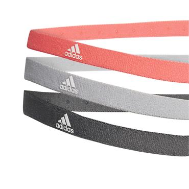 Adidas Hairbands 3 Pack - Multi