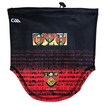 Official GAA Merchandise Down GAA Snood - BLACK