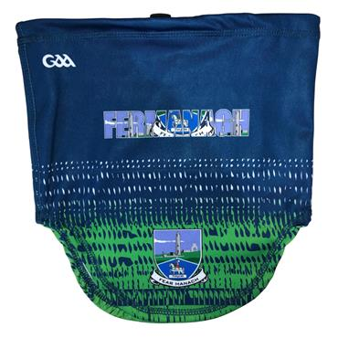 Official GAA Merchandise Fermanagh GAA Snood - Navy