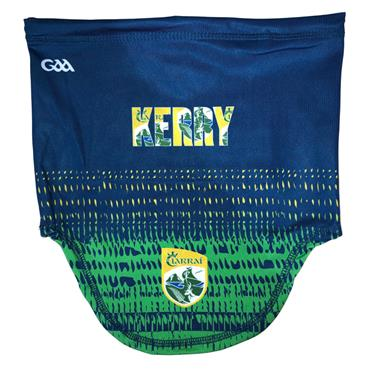 Official GAA Merchandise Kerry GAA Snood - Navy