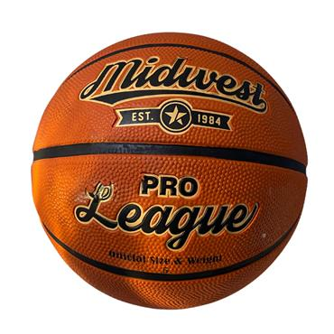 MIDWEST PRO LEAGUE BASKETBALL SIZE 5 - TAN