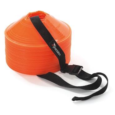 Precison Disc Cone Strap - BLACK