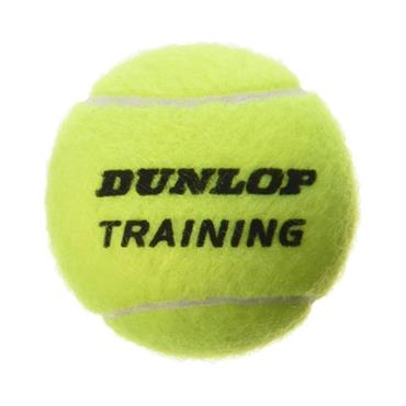 Dunlop Trainer Tennis Balls - Yellow
