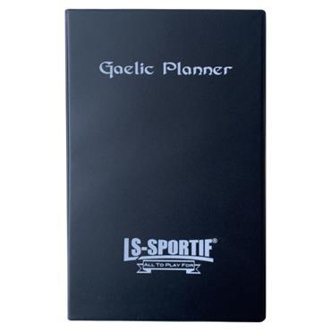 Lee Sports GAA Tactics Folder - BLACK