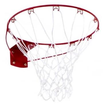 Sure Shot home Court Ring and Net Set - BLACK