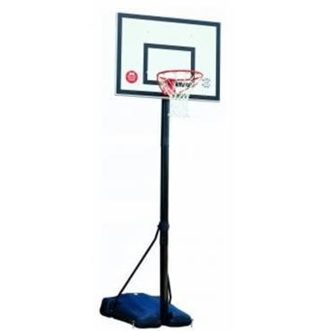 Sure Shot Heavy Duty Portable Baskeball Unit - BLACK