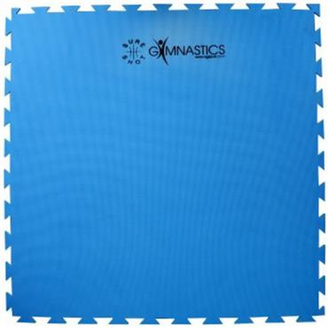 Sure Shot Puzzle Mat 1m x 1m x 20mm - Blue