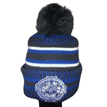 Official GAA Merchandise Cloughaneely GAA Abbey Bobble Hat - Navy