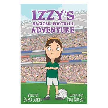 Izzy's Magical Football Adventure - N/A