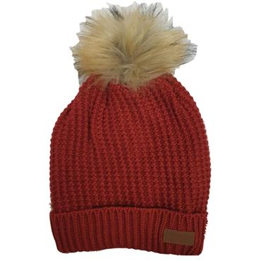 Ridge 53 Venus Bobble Hat - Red