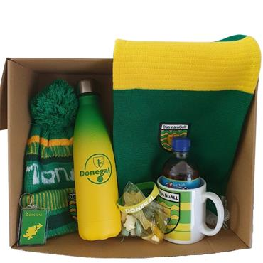 Adults Donegal GAA Supporters Gift Box - N/A