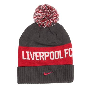 Nike Liverpool Bobble Hat - Grey