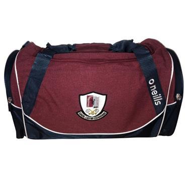 "O'Neills Letterkenny Gaels 25"" Bedford Training Bag - Maroon"