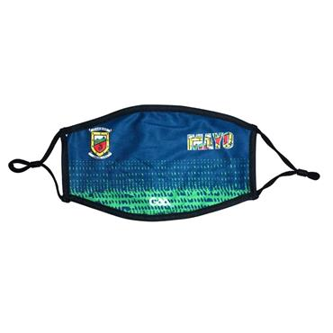 Official GAA Merchandise Adults Mayo GAA Face Mask - Navy