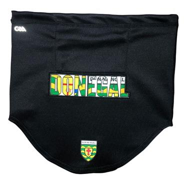 Official Donegal Merchandise Donegal GAA Snood - BLACK
