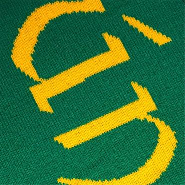 Official Donegal Merchandise Donegal GAA Jacquard Scarf - Green