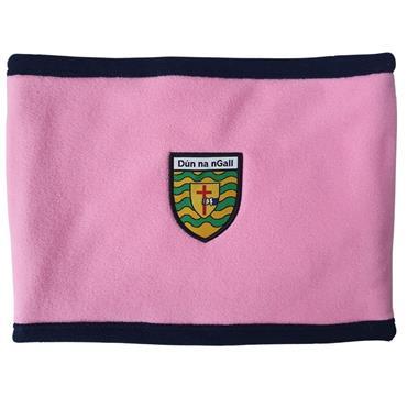 O'Neills Womens Donegal GAA Portland Snood - Pink