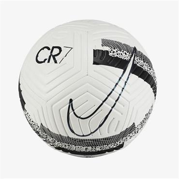 Nike Strike CR7 Football - WHITE